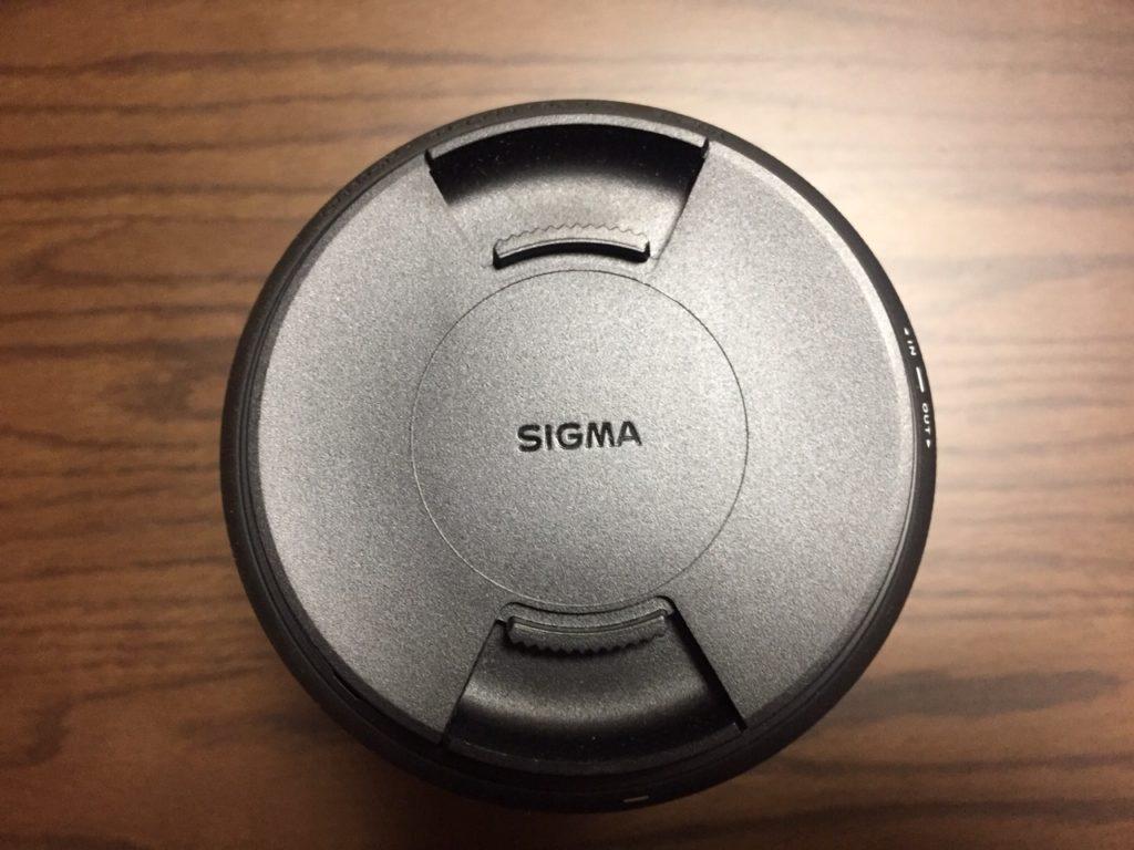 sigma キャップ