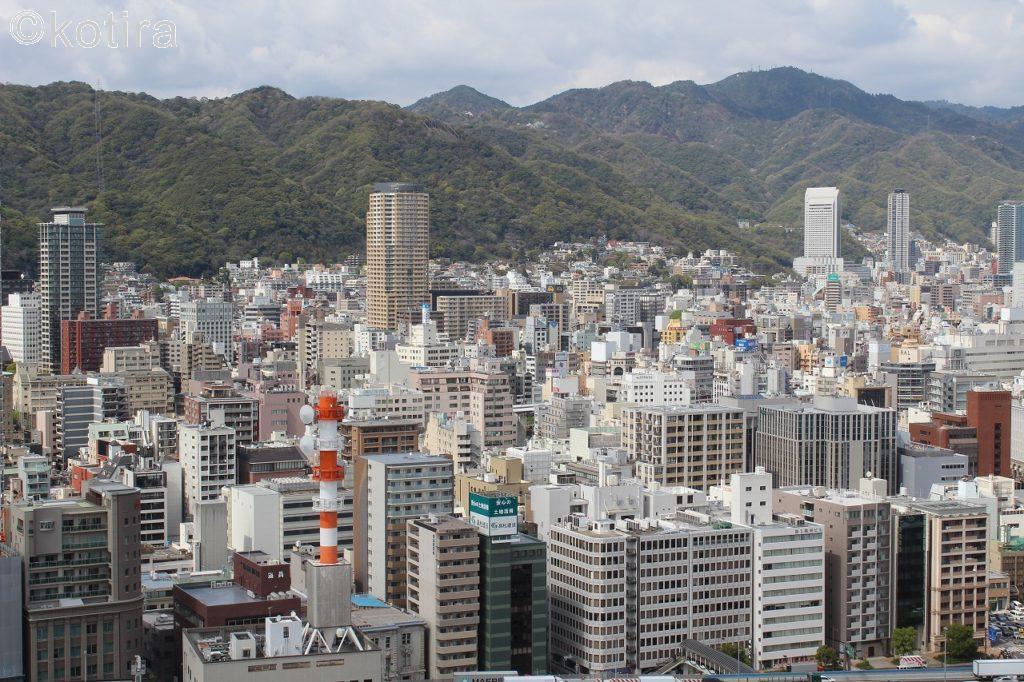 神戸街並み