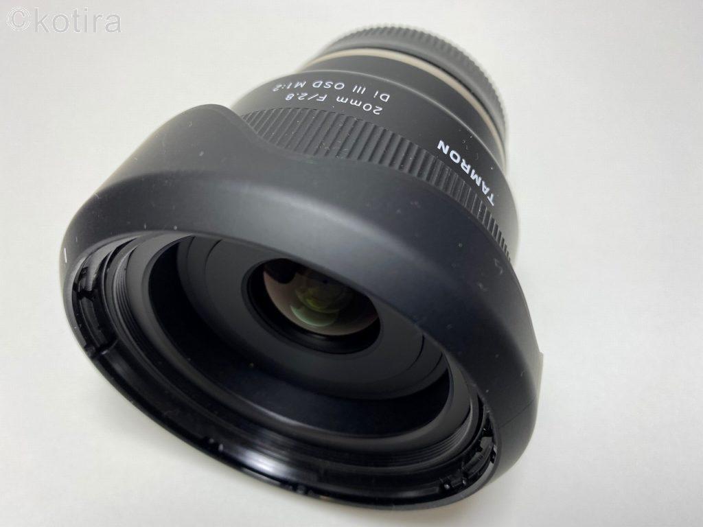TAMRON 20mm F/2.8 Model F050 3