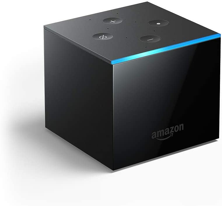 ファイヤーテレビ Cube