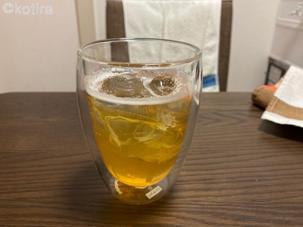 保冷グラス 水割り