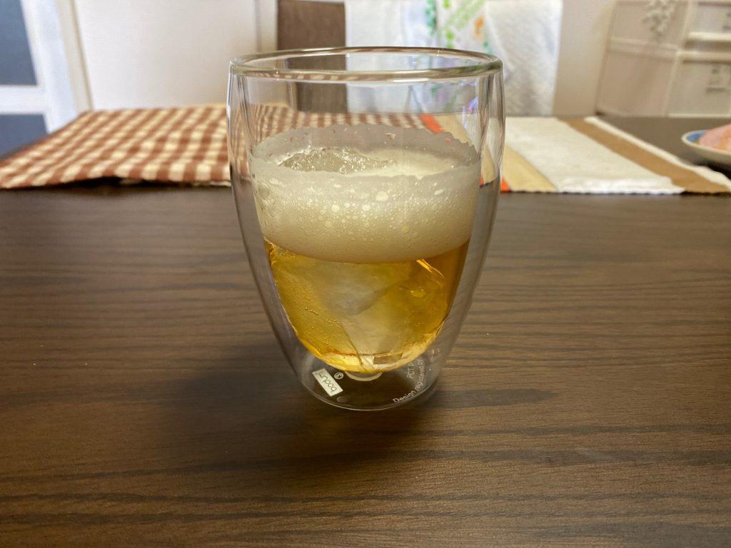 保冷グラス・ビール