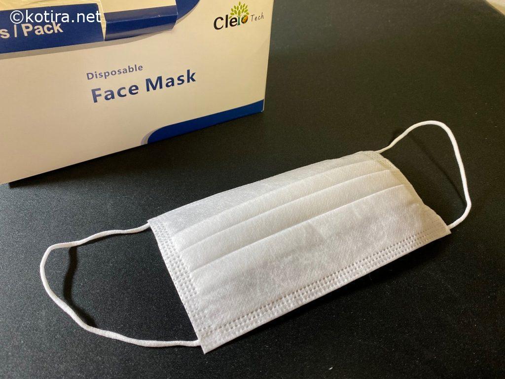 不織布マスク 中国製